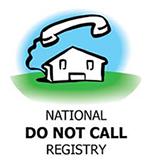Do Not Call Registery